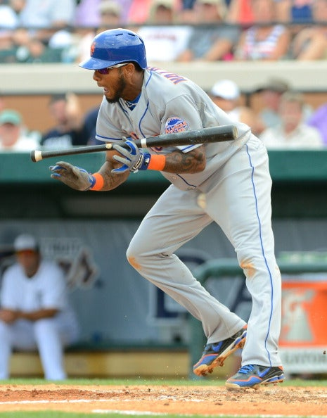 Jordany Valdespin Taking A Fastball Right To The Dick: A Photo Essay
