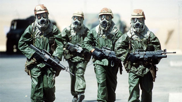 Study Proves Gulf War Syndrome is Nerve Gas-Induced Brain Damage