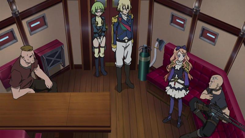 Chaika: The Coffin Princess is a Fun Fantasy Adventure