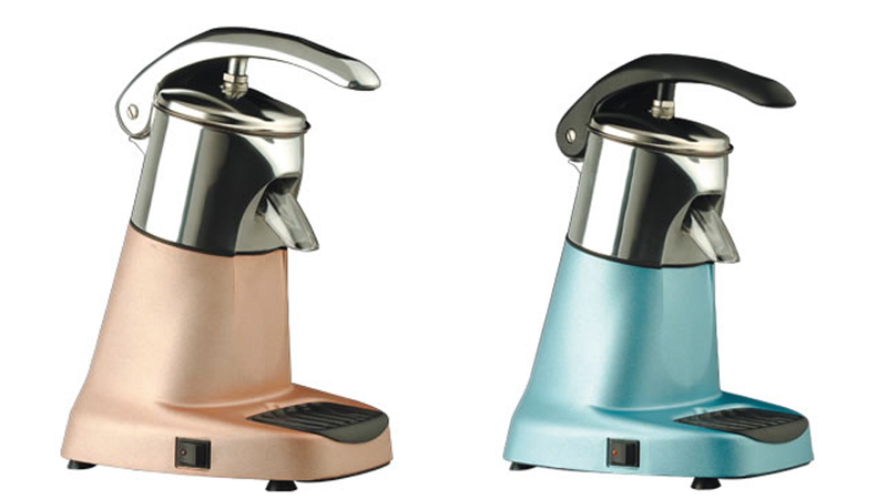 Compak's Juicers Are What the Jetsons Would Have Used