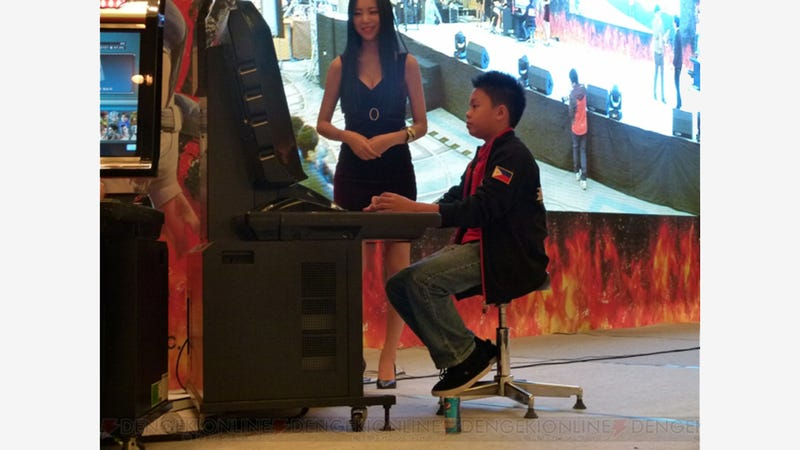 One of the World's Best Tekken Players Is a 13 Year-Old Kid