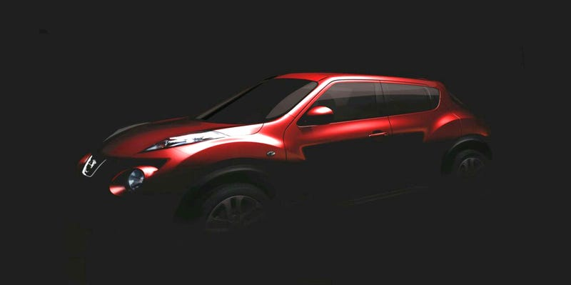 2011 Nissan Juke Crossover Not A Fake-Out