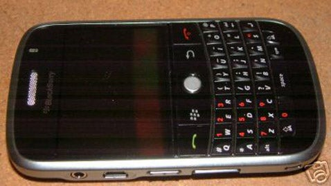 BlackBerry 9000 Spy Shot: Is it the Real Deal?