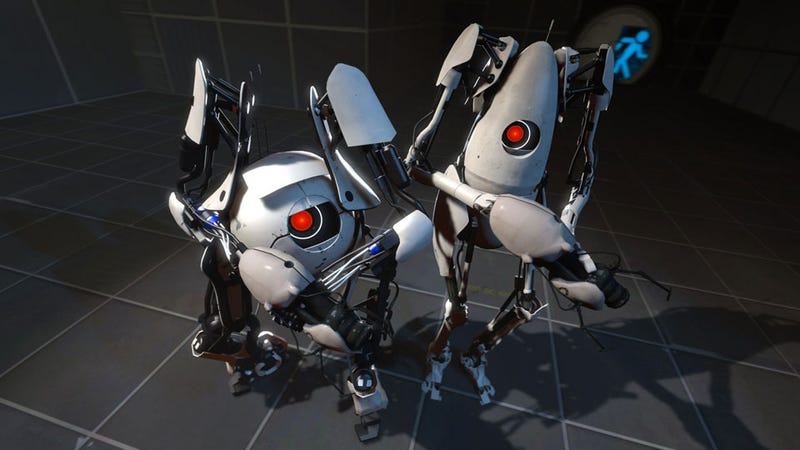 You (Probably) Can't Play Portal 2's First Downloadable Content