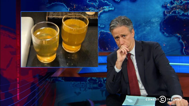 Here's Jon Stewart's Excellent Rundown of the Many Disasters of Sochi