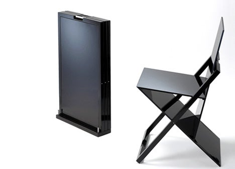 3cm Chair Proves Gadget Design Should Stay on Gadgets