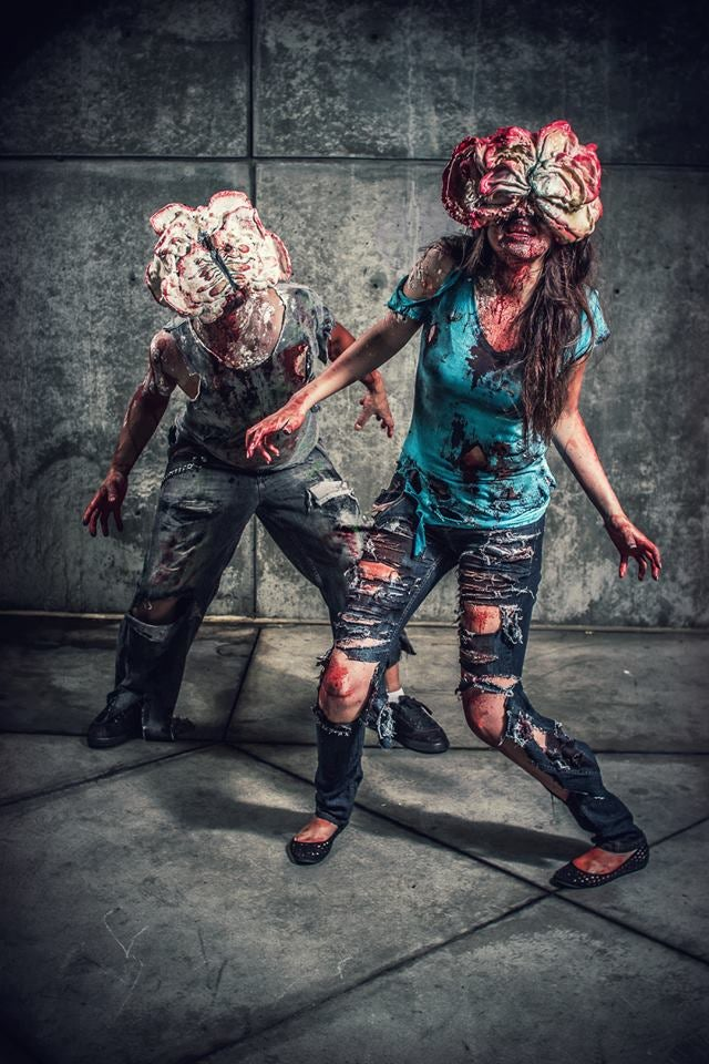 Tonight's Nightmares Are Brought To You By This Last Of Us Cosplay
