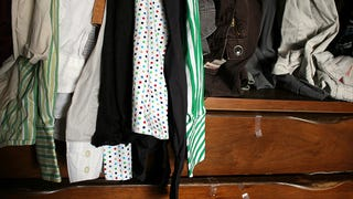 Spend Rarely but Freely to Rebuild Your Wardrobe Over Time