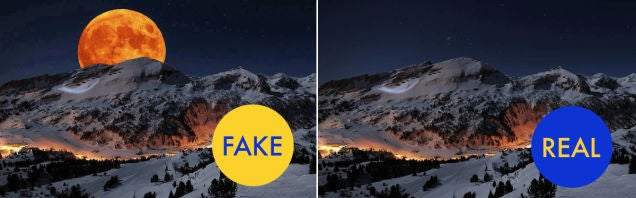 86 عکس های ویروسی از سال 2014 بود که کاملا جعلی