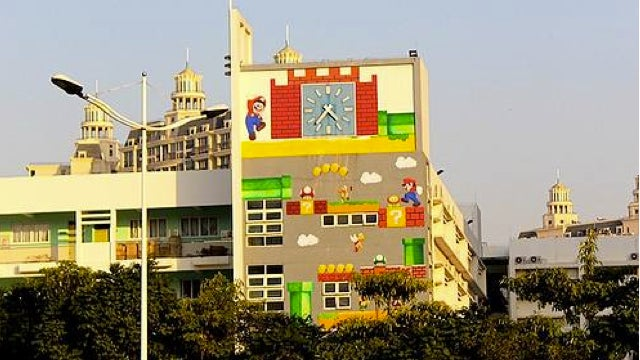 You'd Never Skip Class at This Chinese Elementary School