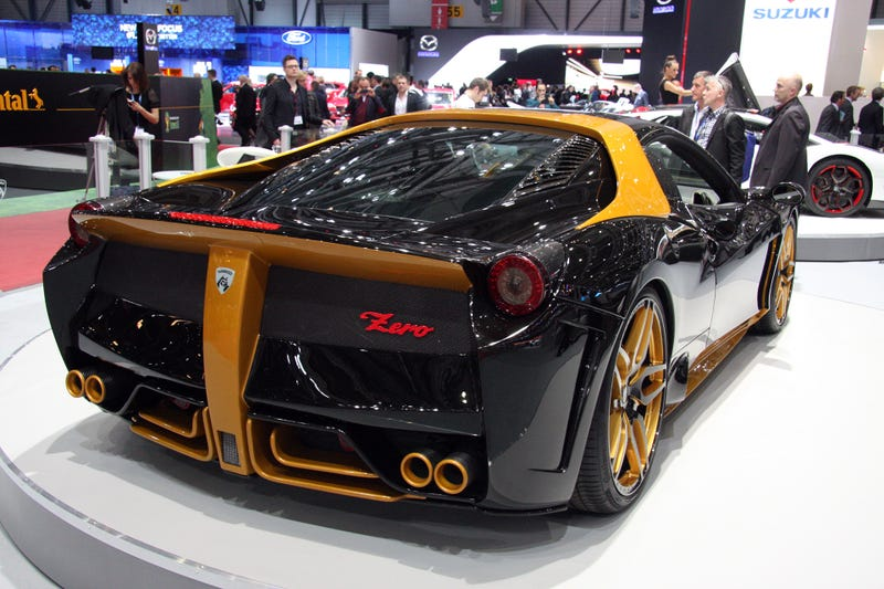 A Tuner Named 'Nimrod' Ruined Two Ferrari 458s And A Lamborghini