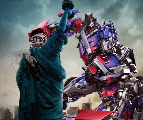 Transformers Meets Cloverfield, from the Director Of Hostel