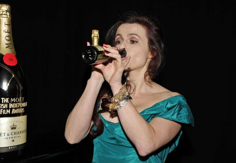 Actress Prepares Herself for Alice in Wonderland Sequel