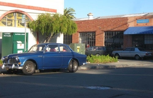 1964 Volvo Amazon Down On The Alameda Street
