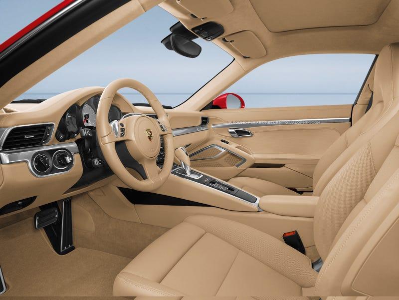 2012 Porsche 911: This is it