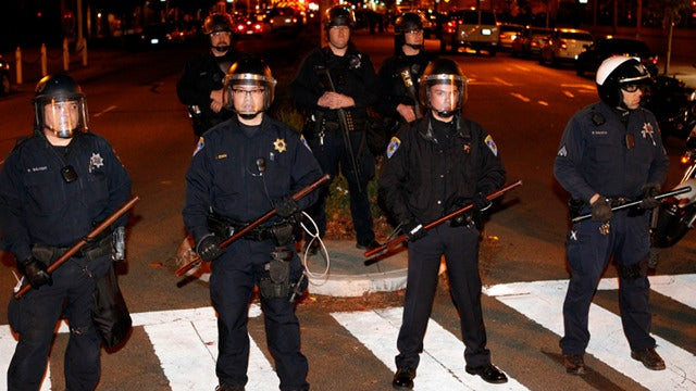 More Than 400 Occupy Protesters Have Been Arrested in Oakland