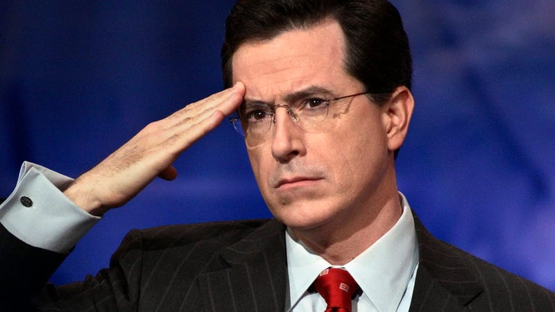 The Colbert Report Mysteriously Suspends Production (UPDATE)