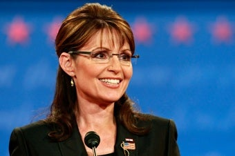 Express Delivery: Liveblogging Sarah Palin's Tea Party Speech