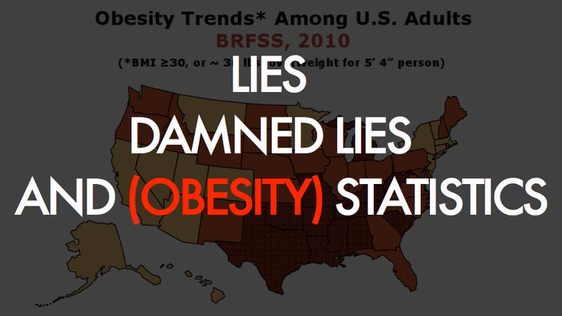 People from the South aren't the fattest – they're just more honest