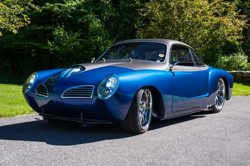 Karmann Ghia with a Viper heart