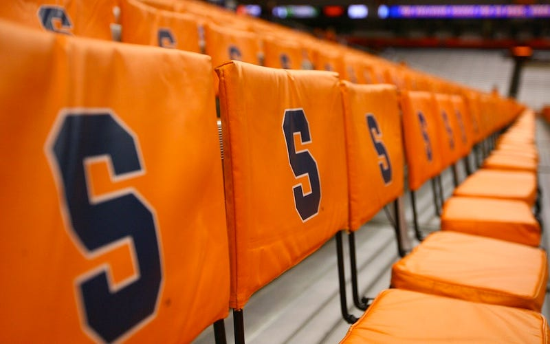 Syracuse's Former Athletics Media Director Accused Of Videotaping More Than 100 Athletes In Locker Rooms