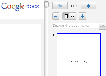 Automatically Open PDFs and PowerPoint Presentations with Google's Doc Viewer