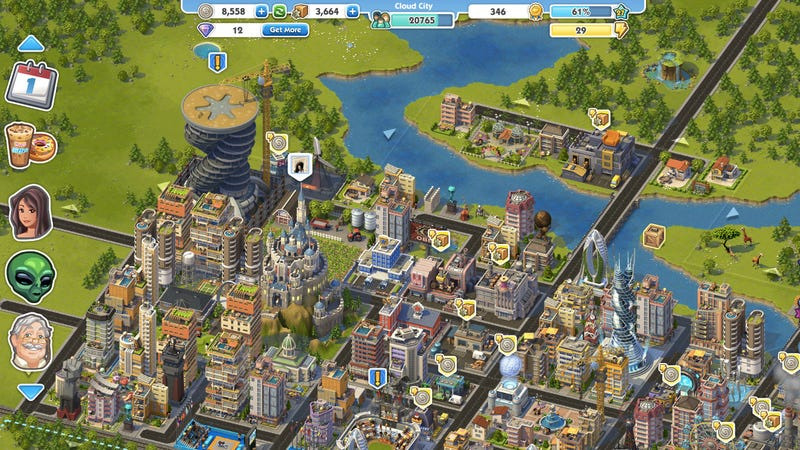 I Can't Quit You: EA's Odd SimCity Social Friends and Neighbors Policy Makes Zynga Look Good