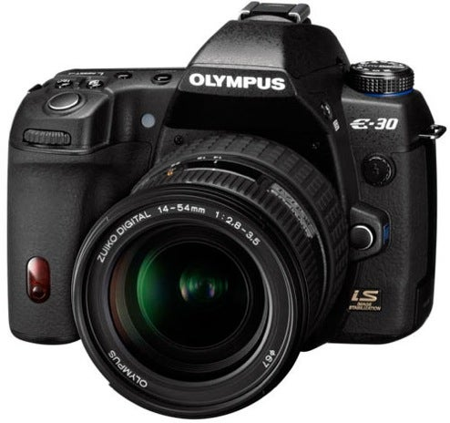 Olympus Joins Mid-Range DSLR Club With The E-30