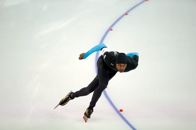 Ditching The New Under Armour Suit Didn't Help Speedskater Shani Davis
