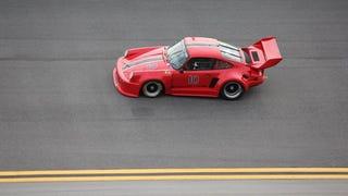 HSR at Daytona - Similar to Actual Racing