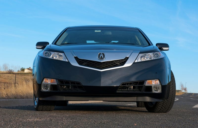 Half Of Acura Walk-Aways Hate Its Newish Nose