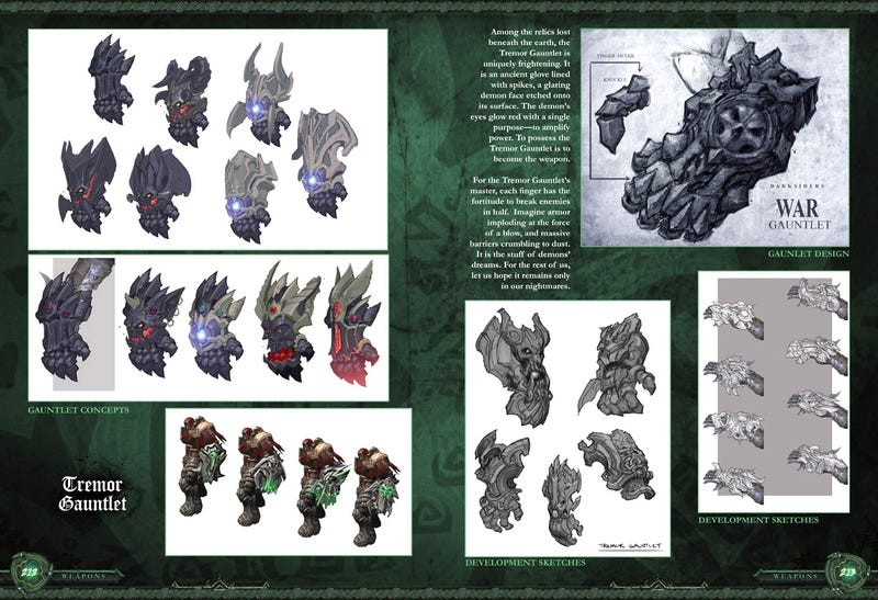 The Art Of Darksiders Debuts At Comic Con