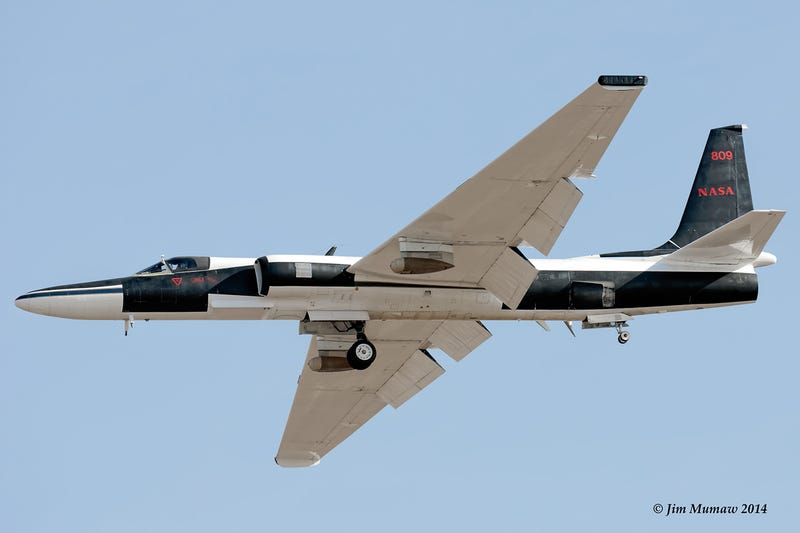 A Spotter's Guide To The U-2 'Dragon Lady' And Its Many Configurations