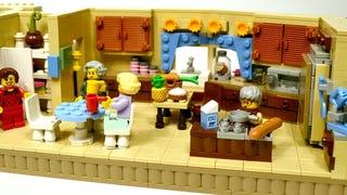 Golden Girls Legos?! YES PLEASE!