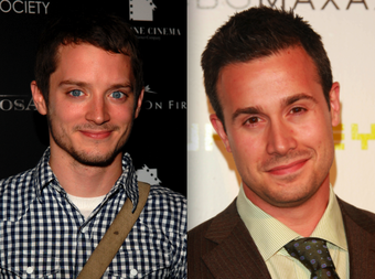Elijah Wood Is the Most Critically-Acclaimed Actor, Freddie Prinze, Jr. the Most Hated