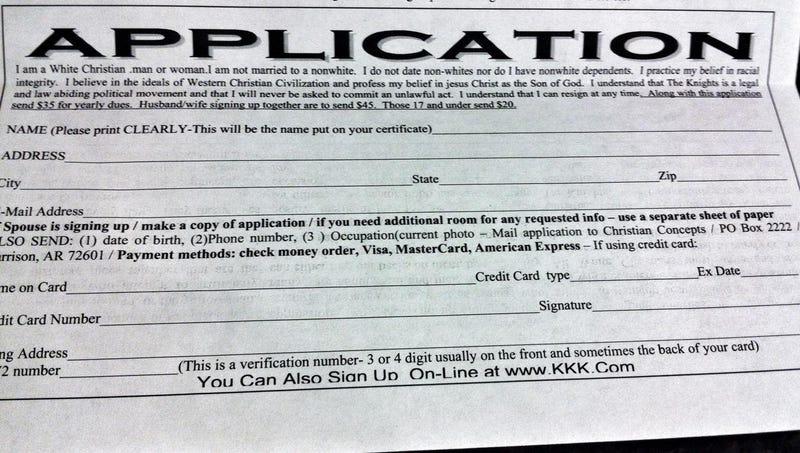 KKK Tries to Recruit Idaho's Only Black Female Legislator