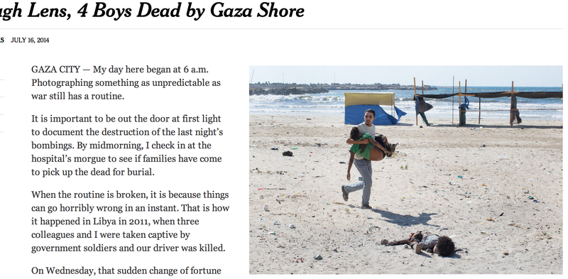 Gaza (Two Parts)