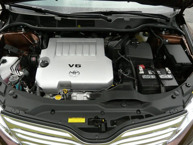 2009 Toyota Venza: Part Two