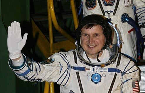 Charles Simonyi to Become World's First Repeat Space Tourist
