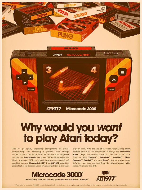 If Atari Was Apple, And Had Done It All In 1977...