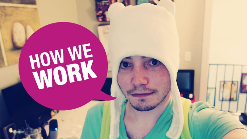 How We Work: Adam Dachis' Favorite Gear and Productivity Tricks