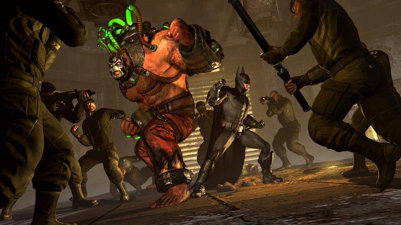 PC Arkham City Slips to November, Still Looks Gorgeous