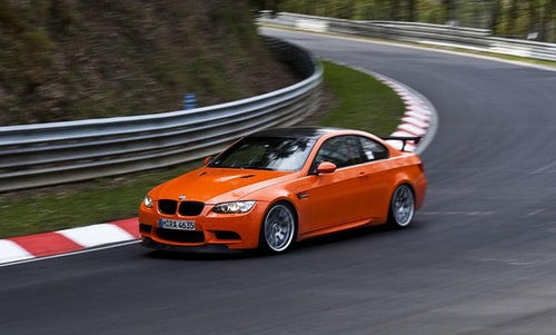 $170k BMW M3 GTS Just Barely Faster Than $109K M3 CSL