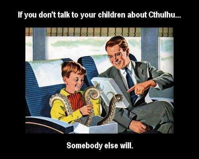 Cthulhu Memes