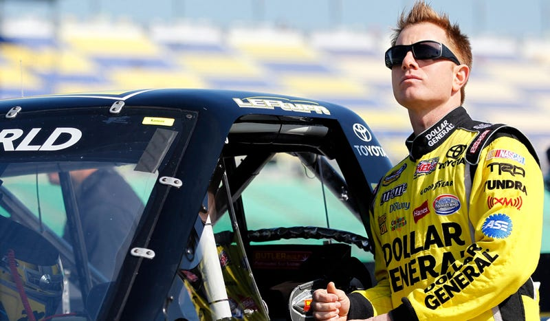 NASCAR Racer Jason Leffler Died From Blunt Force Neck Injury