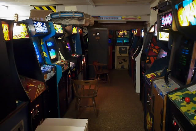 The Death of the Arcade Doomed the 'War on Drugs'