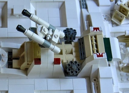 Pathfinder Space Ship, an Incredibly Complex LEGO Masterpiece