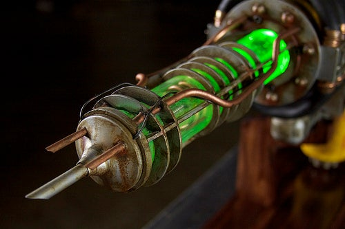 This Replica Weapon's Creator Is a Hero of the Wasteland