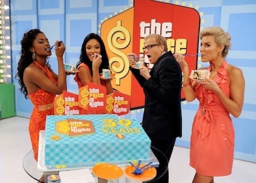 The Price Is Right Lets Them Eat Cake