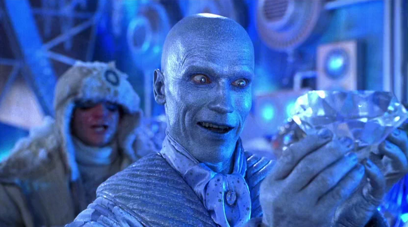 Jamie Foxx's Electro feels (and looks) blue on the Spider-Man 2 set
